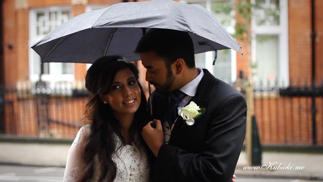 Muslim wedding videography London