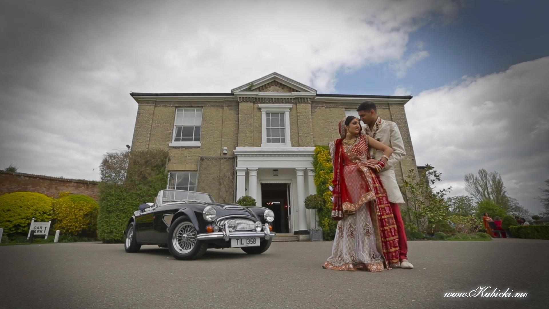 Sikh Hindu Wedding Cinematography London