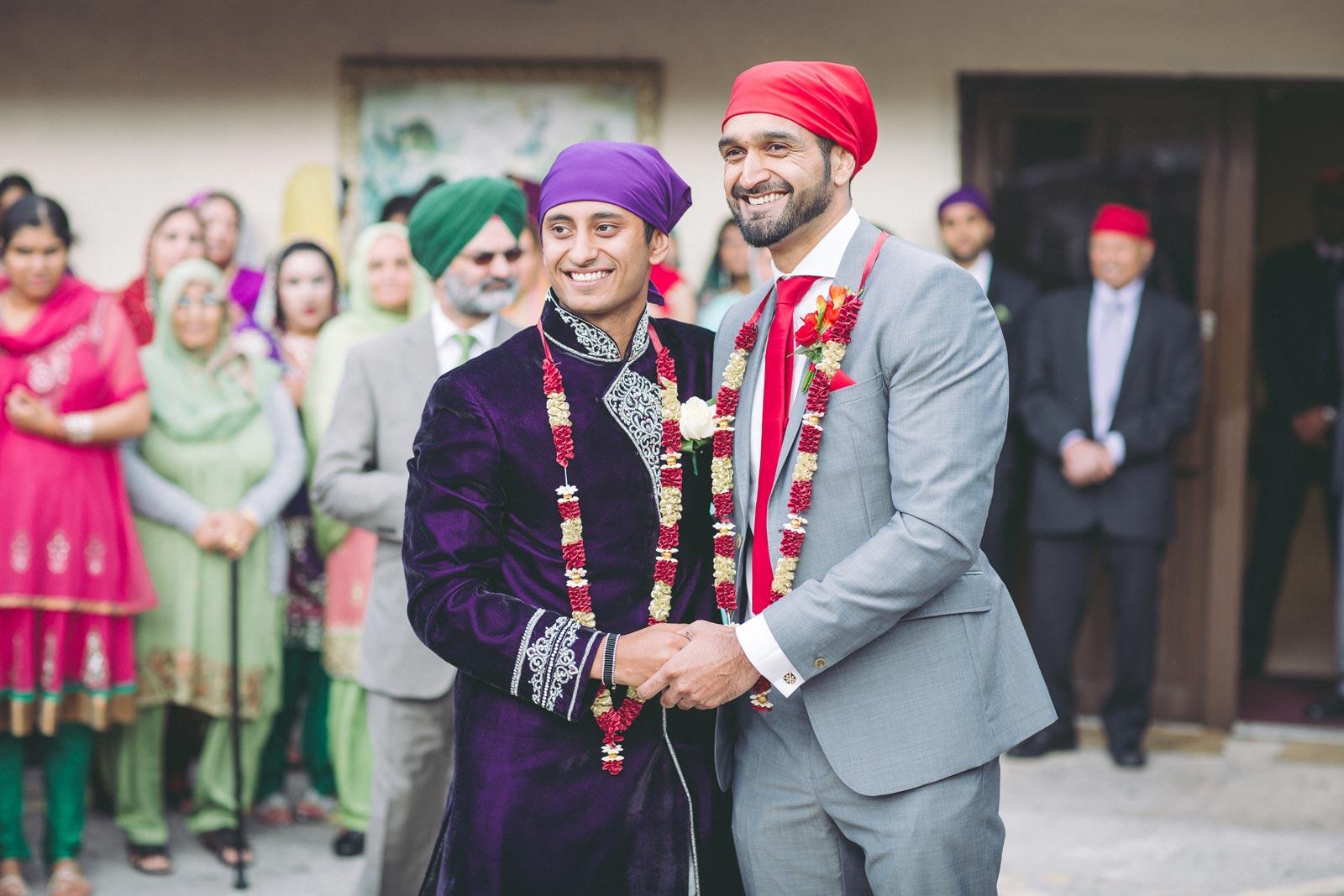 Sikh Wedding Cinematography Punjabi Wedding Film Production Gurdwara