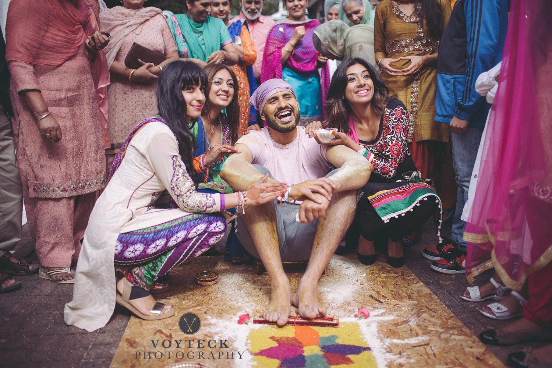 Sikh wedding cinematography, Punjabi wedding film production