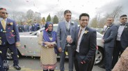 Muslim groom Manchester