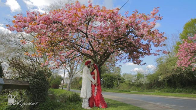 Sikh wedding videographer, Gurdwara Sahib Leamington Spa