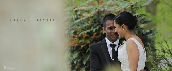 Civil ceremony wedding cinematography Birmingham