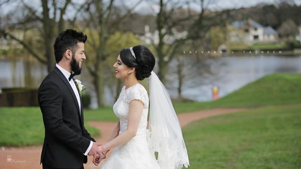 Muslim wedding cinematography Bolton