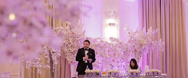 Muslim wedding film London Hilton
