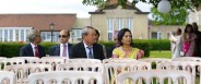 wedding Froyle Park