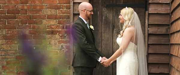 Bassmead Manor Barns wedding film