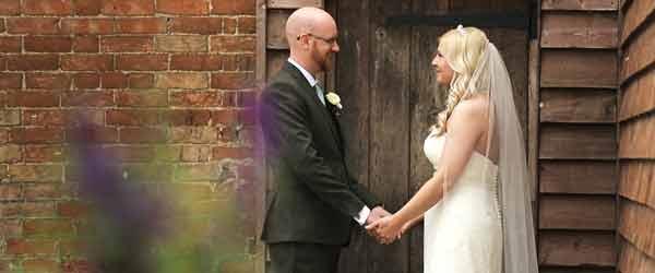 Bassmead Manor Barns wedding film
