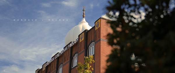 Sikh wedding Coventry