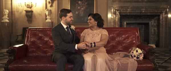 Wedding film Chatsworth House