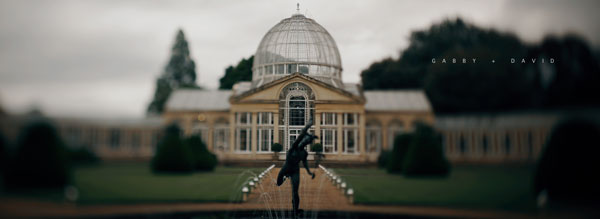 Syon Park wedding film Brentford