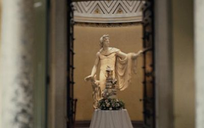 The Sculpture Gallery Wedding Film Woburn