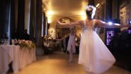 THE SCULPTURE GALLERY Wedding performance ballet
