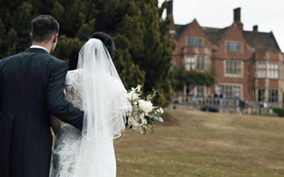 Wedding film Berkshire Marlston House