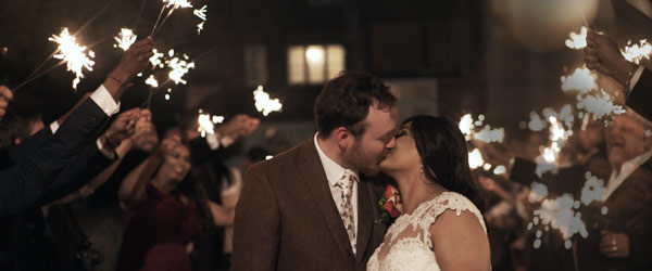 Curradine Barns wedding film