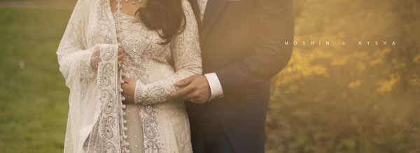 Muslim wedding film Ramada Park Hall