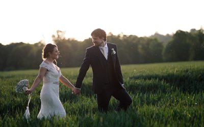 The great barn wedding film
